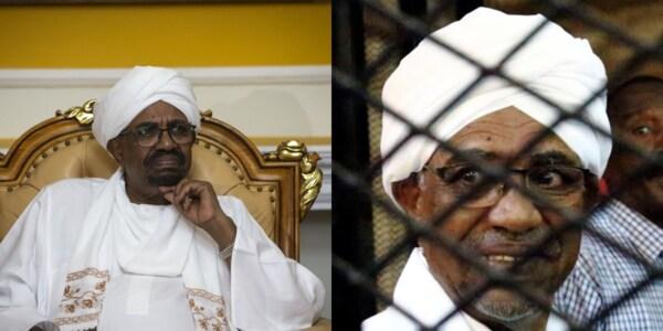 Omar al bashir sentenced