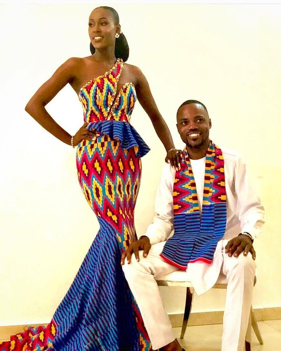 Kitenge designs for weddings kitenge design latest nairobi  latest kitenge designs for couples  female kitenge designs