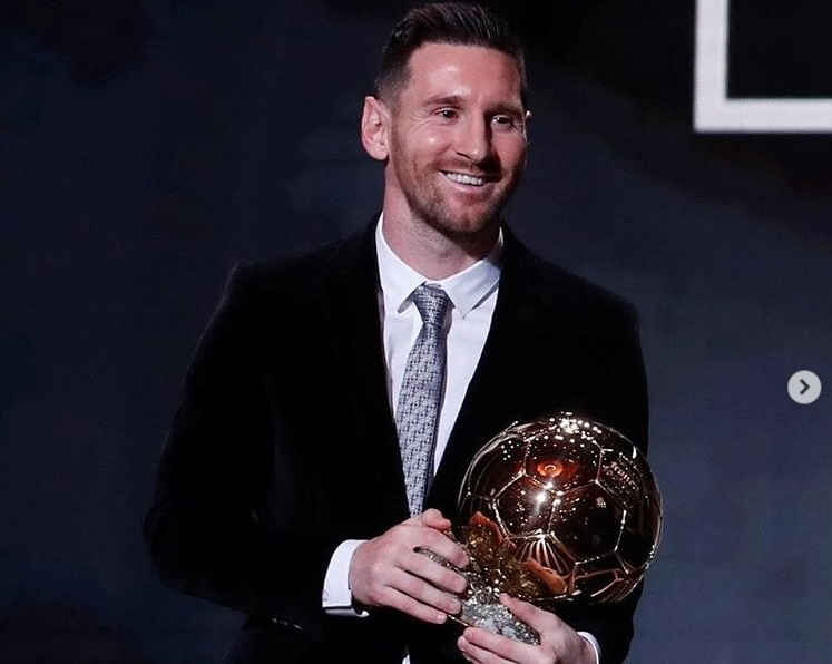 Ballon d'Or Winners from the year 2000 – 2019
