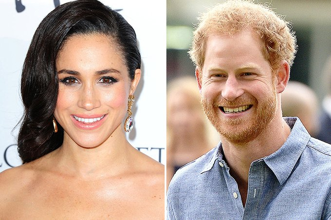 Prince Harry and MeghanMarkle