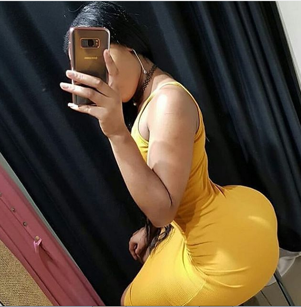 Most curvy celebrities in Africa  Sanchoka
