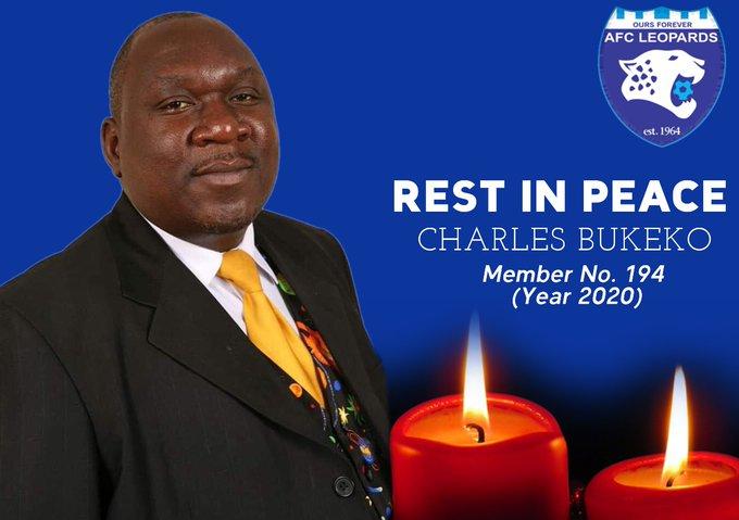 Papa Shirandula dead