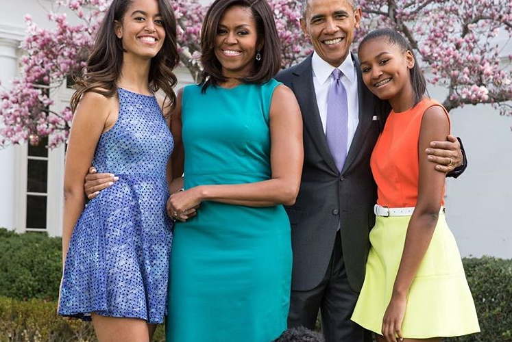 5 Surprising facts about Sasha Obama