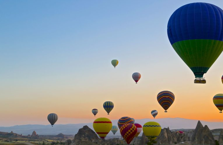 Internet Balloons finally launched!