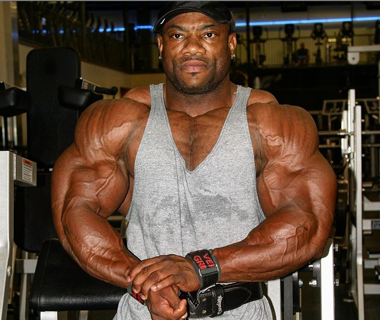 Top 10 body builders