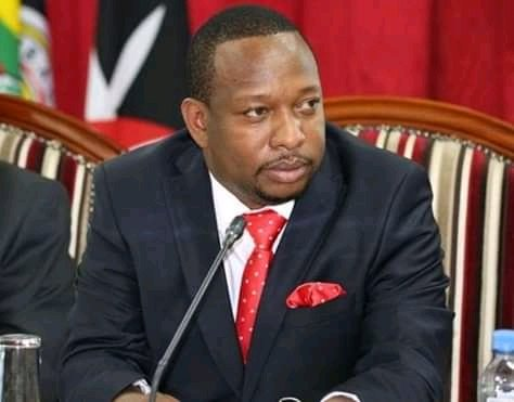 Mike Sonko Impeachment