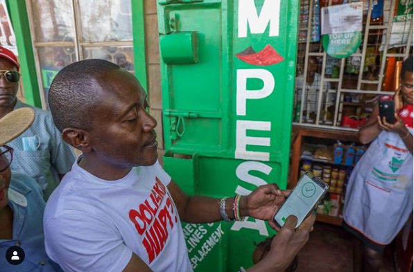 New mpesa tariffs