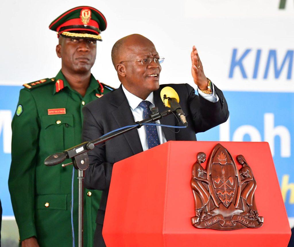 magufuli latest news